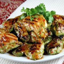 Cilantro Chicken 1