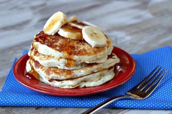 recipe: healthy banana pancakes no egg [20]