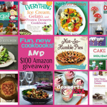 Amazon Giveaway from RecipeGirl.com