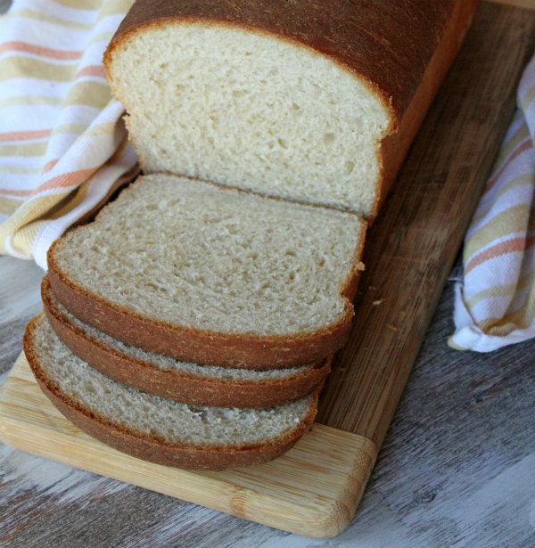 Honey Wheat Bread Recipe: Honey Whole Wheat Bread : The Best Sandwich Bread