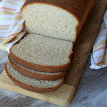 Honey Whole Wheat Bread 1