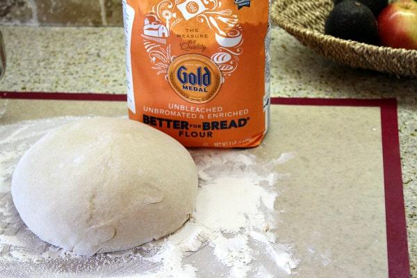 Dough for Honey Whole Wheat Bread