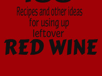 Red Wine Leftovers