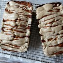 Spiced Pear Cake with Browned Butter Icing 1