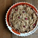 Apple- Cranberry Pie 1