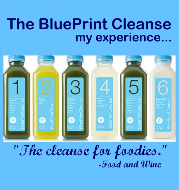 Blue Print Cleanse - my experience with it