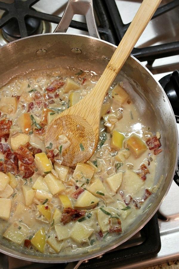apple pan sauce