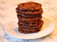 Butterfinger Brownie Cookies 1