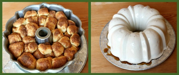 Eggnog Monkey Bread 7