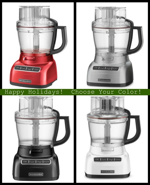 Kitchenaid Kitchenaid Food Processor Recipes