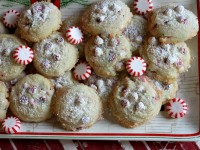Peppermint Dream Cookies 1