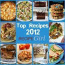 Top Recipes 2012