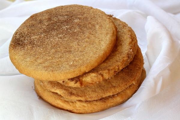 Cinnamon- Vanilla Monster Cookies - MomsGuideBook - MomsGuideBook