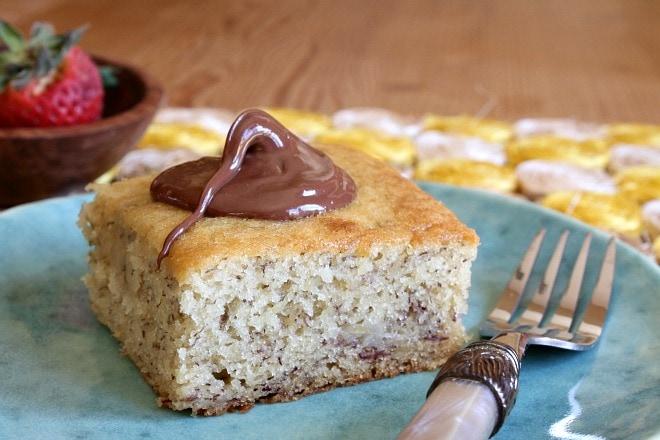 Brown Eyed Girl Banana Cake Recipe