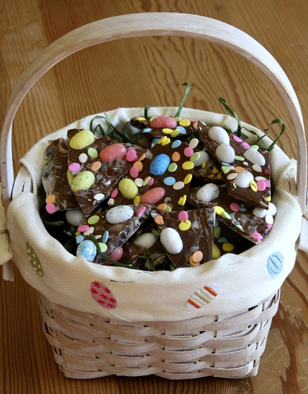 Easy easter candy bark negle Images
