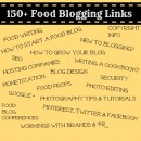 Food Blogging Links