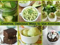 6 Creative and Delicious Ways to Use Avocado 600