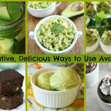 6 Creative and Delicious Ways to Use Avocado 600