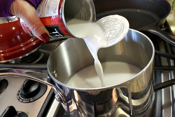 Creamy Coconut Polenta 2