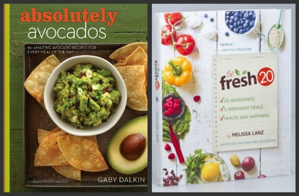 Newly Released Cookbooks