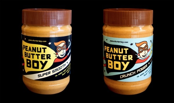 Peanut Butter Boy