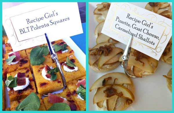 Recipe Girl Cookbook Appetizers