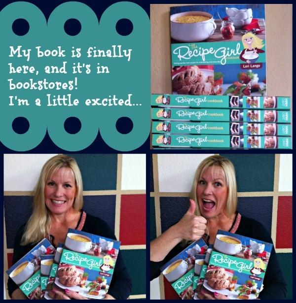 The Recipe Girl Cookbook Launch