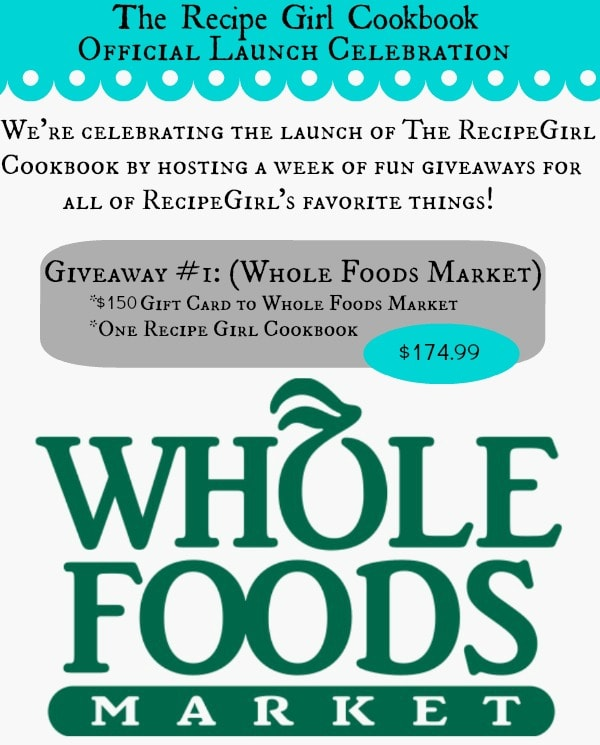 Whole Foods Giveaway
