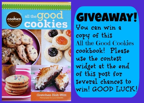 All the Good Cookies Giveaway