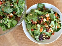 Easy Gourmet Salad - RecipeGirl.com