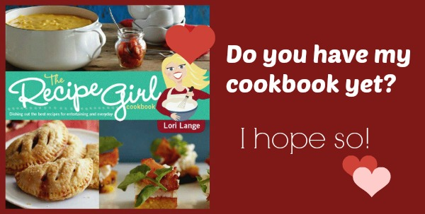 Do You Have My Cookbook Yet