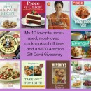 Favorite Cookbooks of All Time