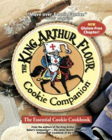 King arthur flour's cookie companion