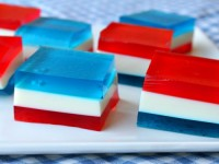 Red White and Blue Finger Jello 600