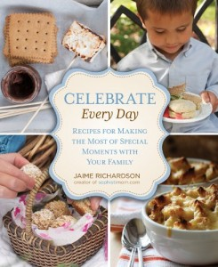 cover of the Celebrate Every Day cookbook