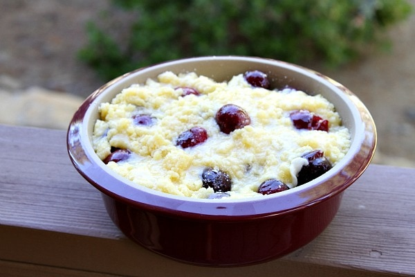 Easy Cherry Cobbler Recipe 4