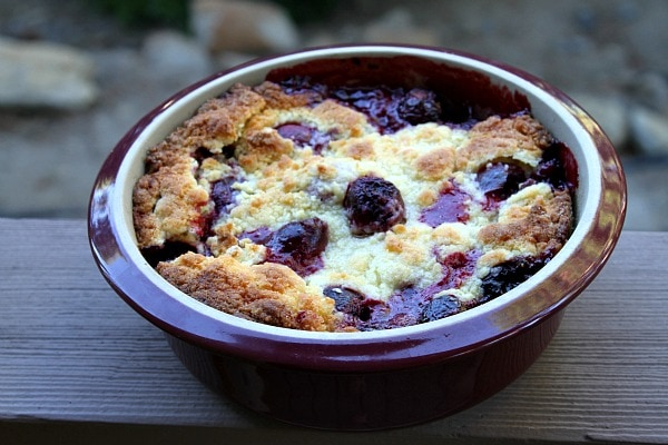 Easy Cherry Cobbler Recipe 5