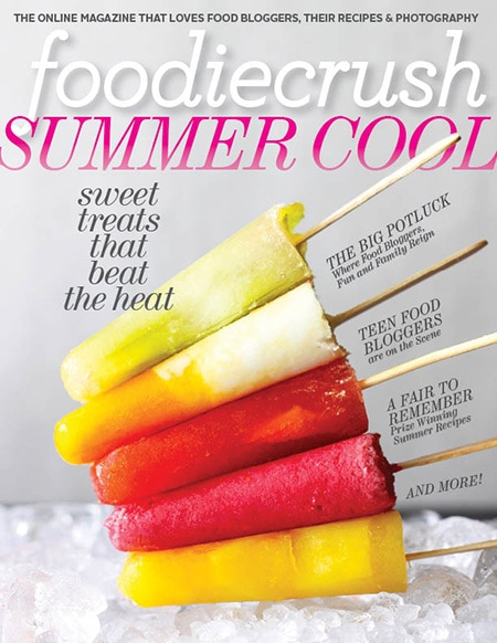 FoodieCrush-Cover-Summer13-450