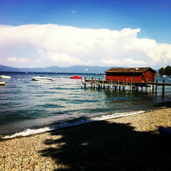 Lake Tahoe- Homewood