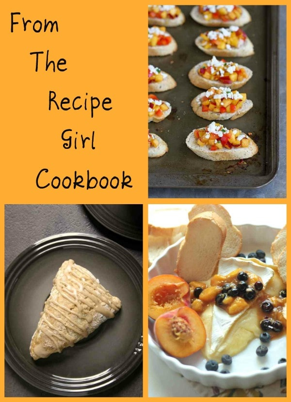 Recipe Girl Cookbook Recipes