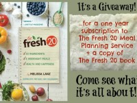 The Fresh 20 Giveaway