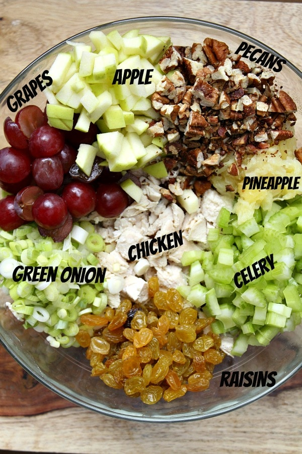 Curry salad recipes
