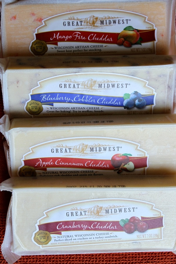 Great Midwest Fruit Cheeses