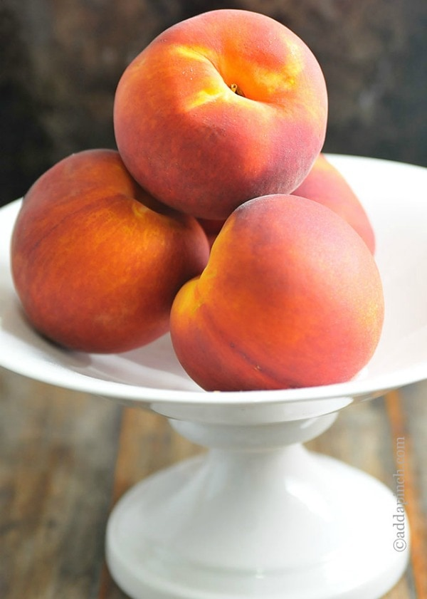 Peach Recipes