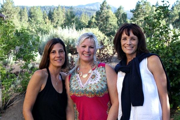 Sandy, Lori, Kristen