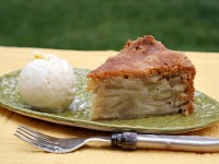 Apple Pie Cake - RecipeGirl.com