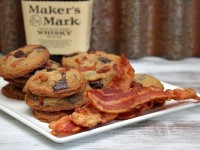 Bourbon Bacon Chocolate Chunk Cookies