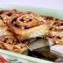 No Yeast Apple Cinnamon Rolls - RecipeGirl.com