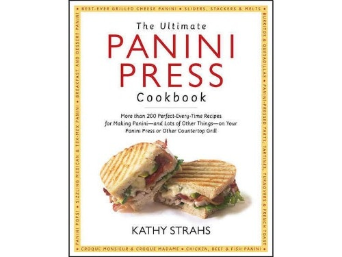 Panini Press Cookbook
