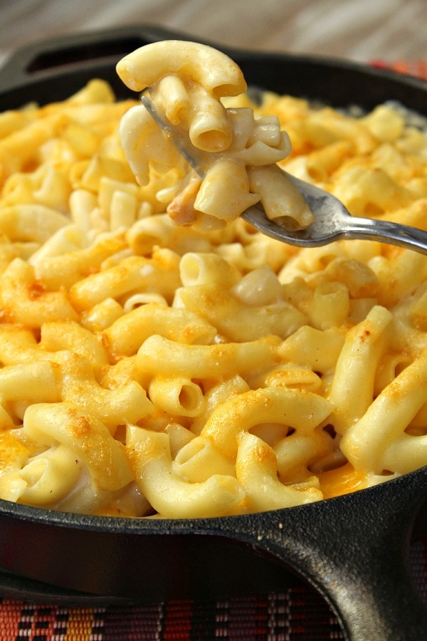 Two Cheese Mac and Cheese